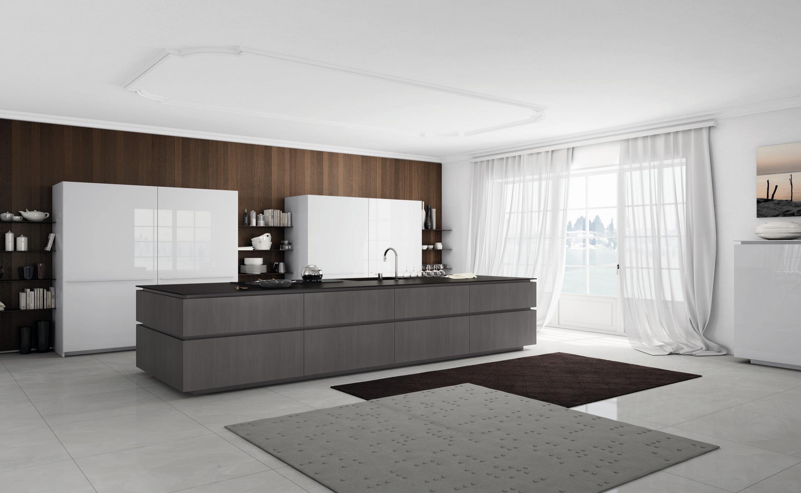 modele cuisine haut de gamme pr l vement d. Black Bedroom Furniture Sets. Home Design Ideas